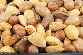 The good kind of nuts, not the Nagging Unfinished Tasks!